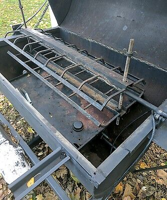 Propane hog Roaster value in excess of 5k to buy from a website.