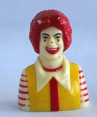 Ronald McDonald Pencil Sharpener McDonald's
