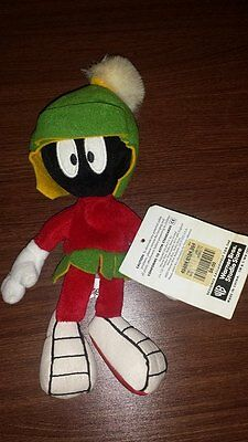 Marvin The Martian Warner Bros Plush Collectible 1997 WB Vintage