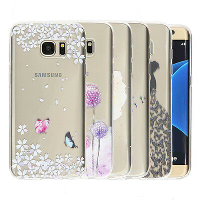 Ultrathin Soft TPU Phone Case Back Cover for Samsung Galaxy A3 A5 A7 J2 J3 J5 S7