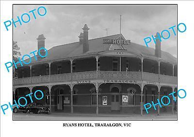 Large Photo Of Old Ryans Hotel, Traralgon, Victoria