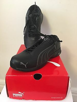 Safety steel caps shoes womens Puma Velocity Size US8