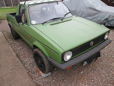 Volkswagen Caddy Pick Up Mk1 X 3