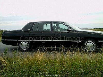 Rare 1998 Cadillac Fleetwood Limited Limousine for sale - only 10.124 miles!