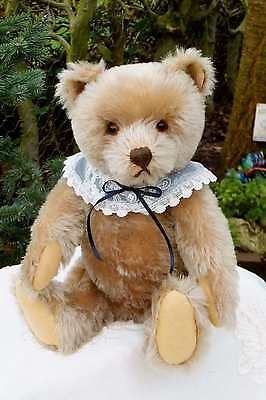 Antique / Vintage Large German Steiff Teddy Bear with button 1950's