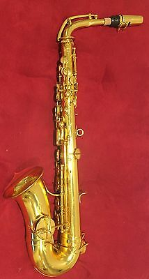 "Vintage Couesnon ""Hors Concours"" made in Paris Alto.Fully restored with new pads"