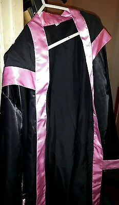 Boxing Gown /Robe Martial Art Gown Adult