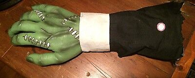 Halloween FREAKY Crawling Hand Arm Frankenstein Zombie Scary Fun Holiday Decor