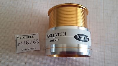 Bobine Alu Moulinet Mitchell Avomatch 4000Rd Spool Bobina Reel Part 1161165