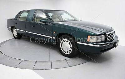 1997 Cadillac DeVille Queen Of Norway Limousine Unique Superior Royal Limousine - first owner HM Queen of Norway!