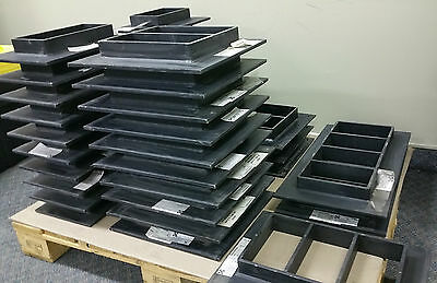 Roxtec LOT of Various Items  Roxtec Metal Housing Frames and other Supplies