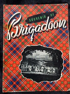 Brigadoon - His Majesty's Theatre London ~ Programme - 1949