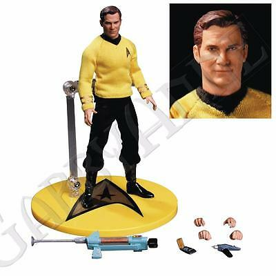 One-12 Collective Star Trek Kirk Action Figure  MEZCO TOYS  New In Box