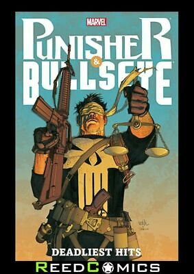 PUNISHER AND BULLSEYE DEADLIEST HITS GRAPHIC NOVEL (120 Pages) New Paperback