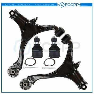 4PCS Suspension Kit Front Lower Ball Joint Control Arm For 2001-2005 Honda Civic