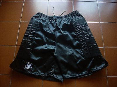 "Deadstock Rare Uhlsport Goalkeeper Padded Shorts Silky Glanz Italy 80 Xl 34"" New"