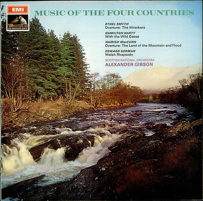 Various-Orchestral Music of the Four Countries vinyl LP album record UK