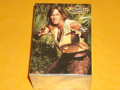 Hercules 'The Legendary Journeys' Base Set OF Trading Cards XENA, Gabrielle