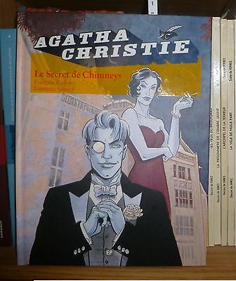 Agatha Christie, le secret de Chimneys - EO 11/2002