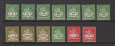 HUNGARY  STAMPS UNUSED  .Rfno. 677
