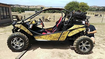 Off Road Buggy Near New Only Travelled 17.5 hours 400km 4X4
