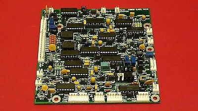 Willett 40333850 Rev B Circuit Board. Tested And Working