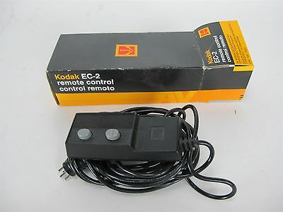 Kodak EC-1 Slide Projector Remote Control CAT 131-7015