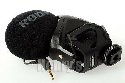 Rode Stereo Videomic Pro On Camera Stereo Video Microphone/new