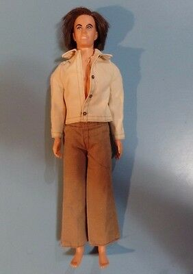 Vintage Barbie Ken Doll - MOD Hair Ken in Ken Clothes