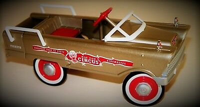 Pedal Car 1950s Plymouth Rare Vintage Hot Rod Sport Midget Show Model