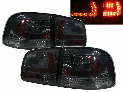 TOUAREG MK1 2002-2010 LED Feux Arrieres SMOKE for VW Volkswagen