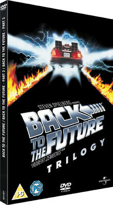 Back to the Future Trilogy DVD (2007) Michael J. Fox