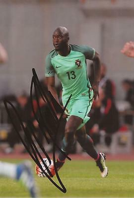 PORTUGAL & FC PORTO: DANILO PEREIRA SIGNED 6x4 ACTION PHOTO+COA