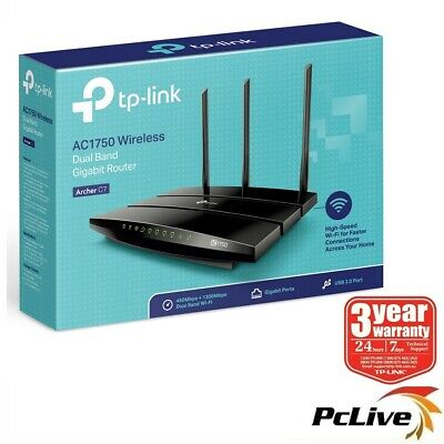 TP-Link Archer C5400 AC5400 Wireless Tri-Band MU-MIMO Gigabit Router AC WIFI