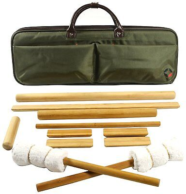 VULSINI Bamboo Heating Bag + 8 solid bamboo sticks
