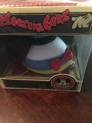Disney MouseKeEars DONALD DUCK Mickey Ears Mini Hat Collectible THEME PARK New