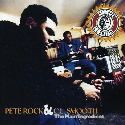 Pete Rock & Cl Smooth The Main Ingredient New Sealed Double Vinyl Lp In Stock