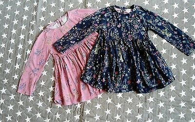 baby girls next floral tunic tops age 18-24 months