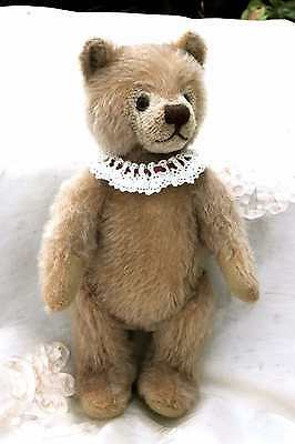 Antique / Vintage German Steiff Mask faced Teddy Bear with button