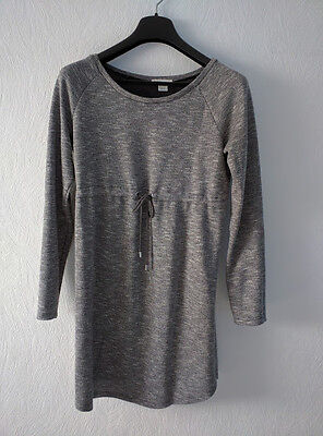 Robe H&M Mama grise, taille S, TBE