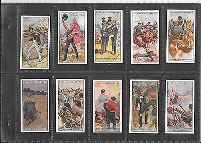 Player's - Victoria Cross - Very Good Full Set In Sleeves - 1914