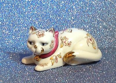 Franklin Mint Curio Cats Collection - Satsuma