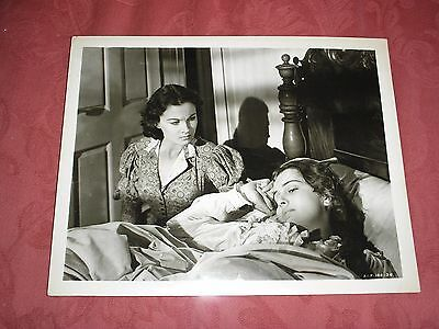"""Vintage Vivien Leigh & Marcella Martin """"Gone With The Wind""""Publicity Movie Photo"""