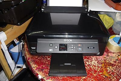 Epson Expression Home XP-322 Wireless WIFI All-In-One Printer Ink Included