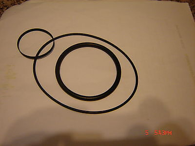 Bolex  SM-8, SM8,  Projector Belts, 3 Belt's