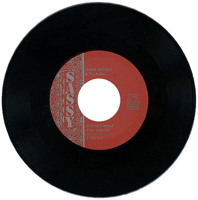 """Frank Beverly & The Butlers  """"if That's What You Wanted""""  Northern Soul Listen"""