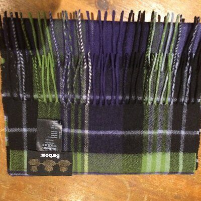 Barbour Scarf (Brand New, £35)