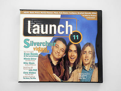 Launch The Bi-Monthly Entertainment CD-ROM No. 11 Silverchair (1997)