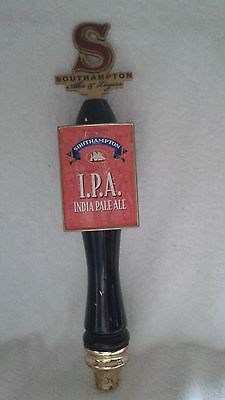 """Collectible Southampton Ipa Beer Tap Pull 13.5"""""""