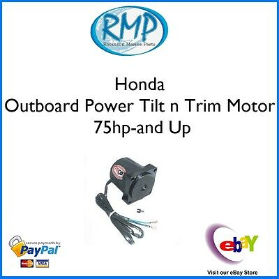 Honda Outboard Power Tilt n Trim Motor 75hp-and Up  # 6241.